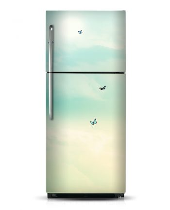 Butterflies - Magnetic Refrigerator Skins Kudu Magnets