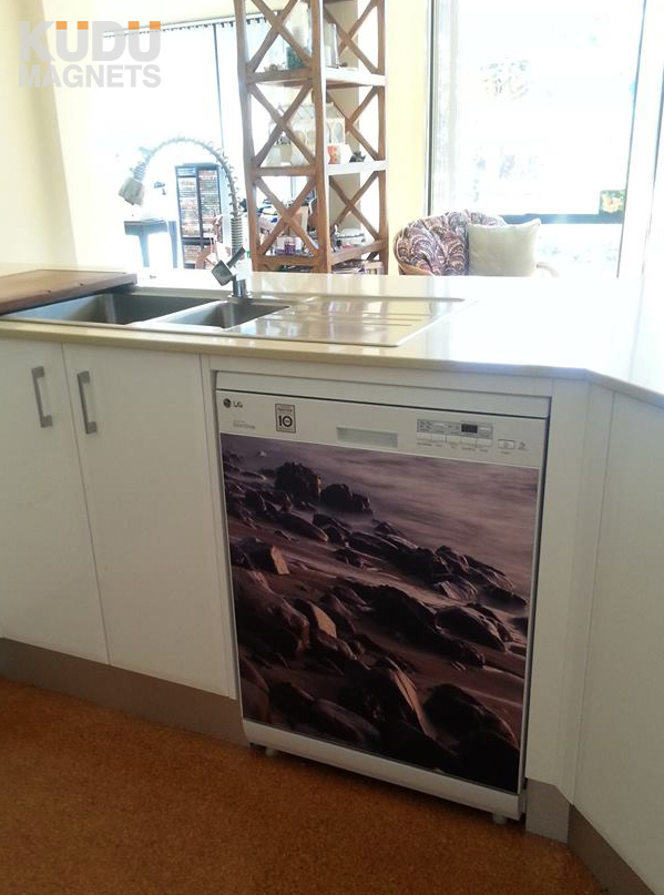Magnetic Dishwasher Skins Kudu Magnets