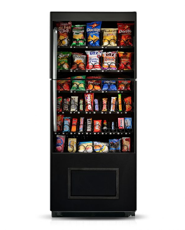 Vending Machine! - Magnetic Refrigerator Skins Kudu Magnets